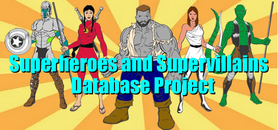 Superhero database image