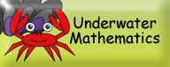 Play underwater Mathematics game.