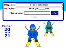 Game Design college subjects in spanish