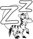 Letter Z