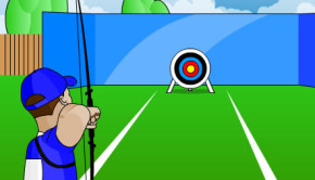 archery learning game