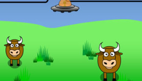 Cattle collector game