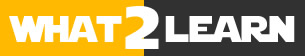 What2Learn logo